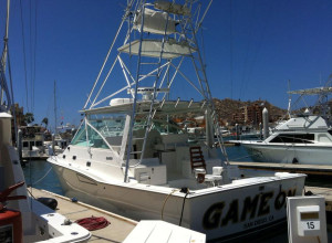 35Ft Game On - Cabo San Lucas Charters