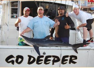 37Ft Go Deeper - Cabo San Lucas Charters