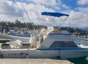 31Ft Doña Meche/San Jose - Cabo San Lucas Charters