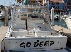 31Ft Go Deep GD - Cabo San Lucas Charters