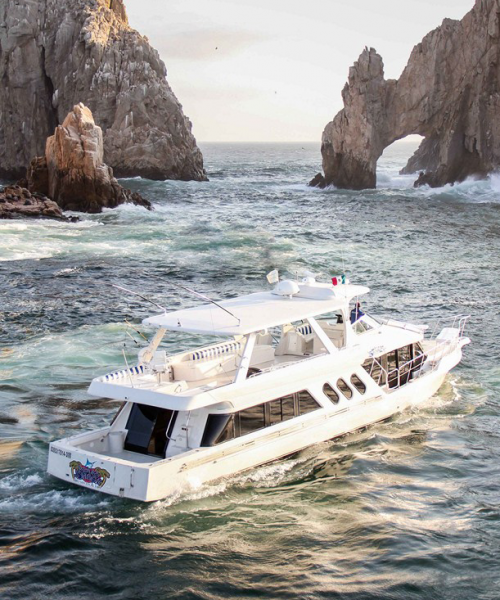 72Ft Fishing Machine - Cabo San Lucas Charters